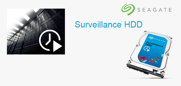Seagate Surveillance : The new generation of video discs