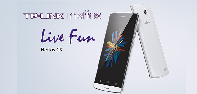 TP-LINK Launches Smartphone Neffos C5 Series