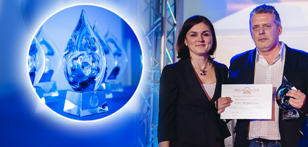 ASBIS Slovakia became the 'Best HP Distributor 2014'