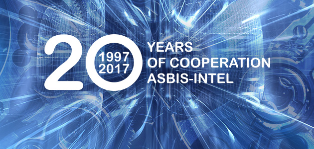 ASBIS celebrates 20 years of cooperation with Intel