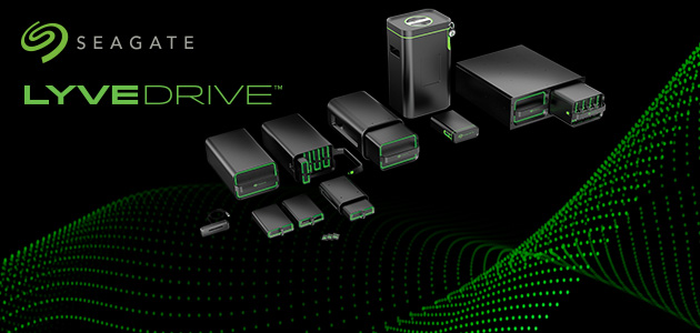 Seagate's Lyve Drive Mobile System Activates the Datasphere at CES 2020