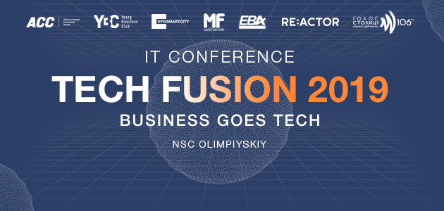 ASBIS organized IT-conference in Kiev - TECH FUSION 2019